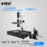 Mobile Phone Rework Station, Infrared Lamp, Infrared Rework Station, BGA Rework Station, Infrared BGA Rework Station, Soldering Station, Rework Station T-862++