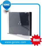 Wholesale 10.4mm Balck Single/Double CD Jewel Case