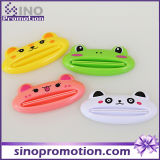 Children Automatic Toothpaste Dispenser with Kids Toothbrush Holder
