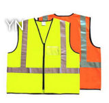 High Visibilith Workwear/Safety Clothes/Reflective Vest with Reflective Tape for Workwear and Outworks