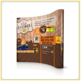 Advertising Folding up Stand/Magnetic Pop up Stand (10ft 4*3)