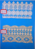 Chemical Lace for Decoration