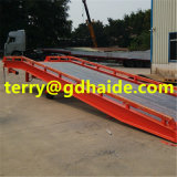 Mobile Container Ramp for Loading and Unloading