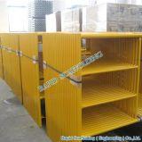 Q235 Steel Ladder Mason Frame System Scaffolding