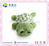 Green Big Eyed Stuffed Tortoise Turtle