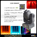 New Item Mini 60W LED Moving Head Spot Light