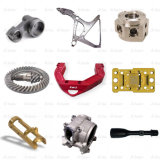 CNC Machining Parts, High Precision Customized Aluminum Spare Parts, Turned Parts, OEM Services