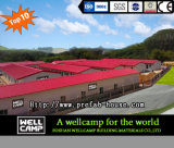 Economic Mobile Modular Prefab House for Labor Camp
