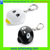 Colorful Lovely Mini Emergency Security Personal Alarm Hw-770