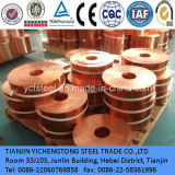 Tu2 1/2h Copper Strip 2.0mm X 500mm