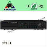 32CH H. 264 (CIF) Security CCTV Camera DVR (EV-CH32-N1209)