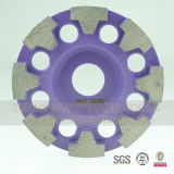 100mm New Design Diamond Grinding Cup Wheel with 8 Segments