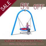 New Interesting Design Outdoor Swing Playground for Kindergarden (QQ1501-6)