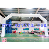 White PVC Inflatable Arch/Advertisement Inflatable Arch