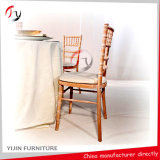 Wholesale Modern Hotel Metal Dining Event Hall Banquet Chiavari Chair (AT-126)