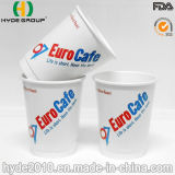 12oz Custom Double Wall Printed Coffee Paper Cup with Lid