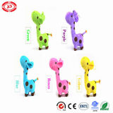 Popular Hot Sale Giraffe Option Colors Standing Plush Toys