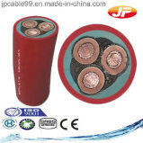 H07rn-F Ruber Cable Hrn HD 22.4 S3, IEC 60245-4, DIN VDE 0282 Part 4