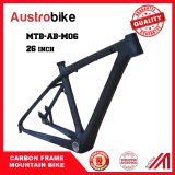 Carbon Fiber Mountain Bike Frame 650b 26""
