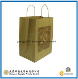 Kraft Paper Shopping Bag with Pth Handle (GJ-Bag069)