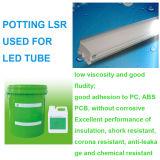 2 Components RTV Silikon Rubber Condensed Silicone Sealant Potting LSR