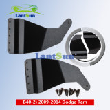 "Car Accessories for Jeep 2009-2014 Dodge RAM Straight 52"" LED Light Bar Brackets"