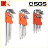 9PCS Matte Finnishing Bulk Allen Wrenches, Hex Key Sets, Torx Key