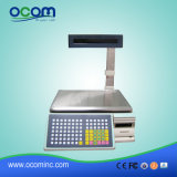 Price Printer Scale Barcode Printing Scale