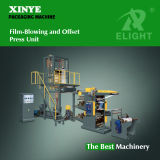 Film-Blowing and Offset Press Unit