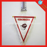 Custom Football Pennant Flag Banner