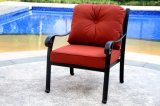 Classic Club Chair Cast Aluminum Furniture for Outdoor