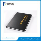 Gold Stappling Notebook Printing
