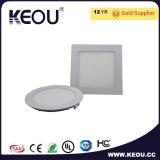 3W 4W 6W 9W SMD2835 Epistar Chip LED Panel Ceiling
