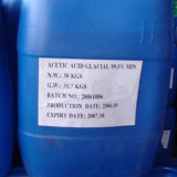 Manufacturers Glacial Acetic Acid 99%- for Industry Grade
