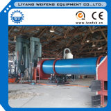 3t/H Sawdust Wood Chips Rotary Drum Dryer