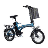 En15194 Approved Mini Foldable Electric Bicycle