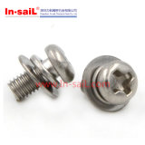 QC236 Stainless Steel Cross Recessed Pan Head Screws