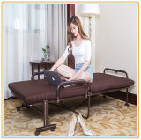 Hotel Rollaway Bed with 360-Degree Hard Wheels
