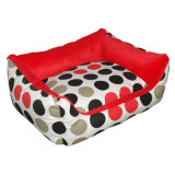 Lovely Pet Bedding Cat and Dog Bed, Red (SXBB-297)