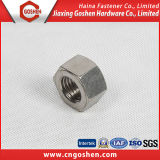 M25 Stainless Steel Hex Nut 316L ISO4032