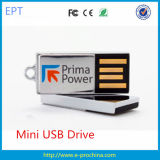 Mini Metal Customized USB Pen Drive with OEM Service (EP-YD09)