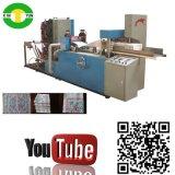 High Speeding Full Automatic Embossing Napkin Paper Machine, Paper Napkin Making Machine