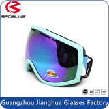 Newest Style Cheap Foam Padded Outdoor Motorcycle Snowmobile Snow Ski Goggles