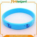 Fashion Rubber Silicone Bracelet with Gift