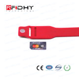 High Strength Insert Wristbands for Contactless Payments