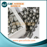 Carbide Buttons for Coal Mining Drills