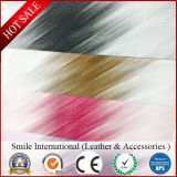 Fashion Printing PVC Leather Fanny Artificial Leather for Hangbags