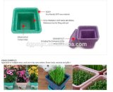 Custom Made Bulk Buy Lightweight Anti-Impact EPP Foam Plastic Flower Plant Pots