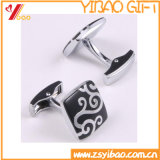 Custom Cufflink, Zinc Alloy Cufflink for Promotion Gift