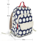 China Fashion Polyester Mummy Bady Diaper Shoulder Backpack Bag